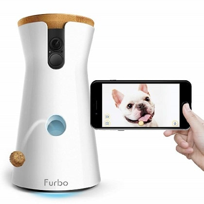 furbo dog camera as seen on Ellen Show