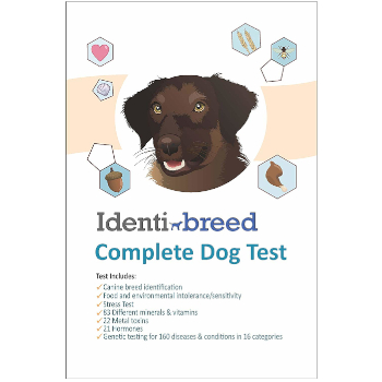 IdentiBreed - The Most Complete Dog Breed Test
