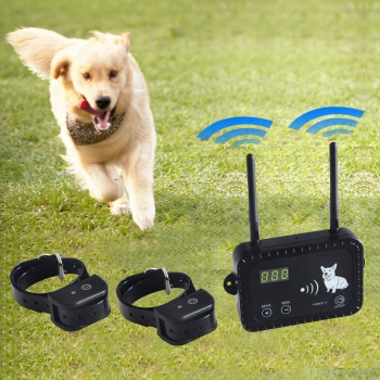 JUSTSTART Electric Pet Containment System