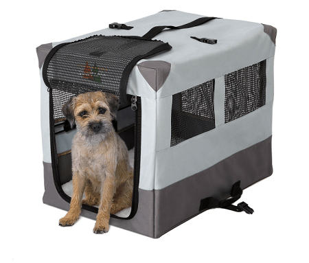 MidWest Dog tent dog crate