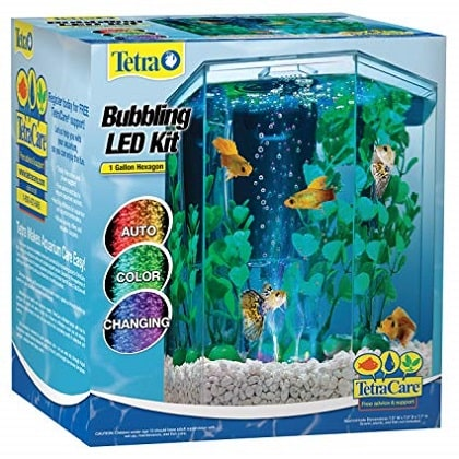 Tetra Hexagon Aquarium Kit