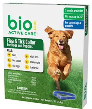 Bio Spot Active Care Flea and Tick Collar