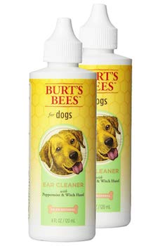 Burts Bees Ear Cleaning Solution for Dogs