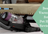 Featured Image Best Vacuums for Pet Hair Reviews