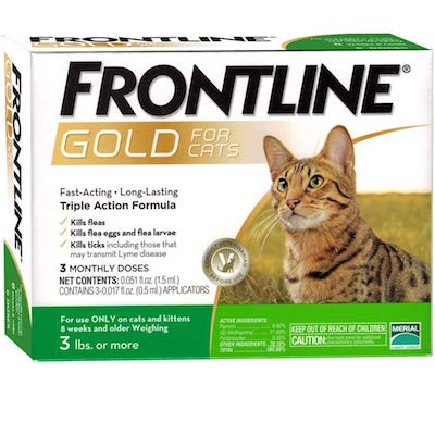 Frontline Gold for Cats