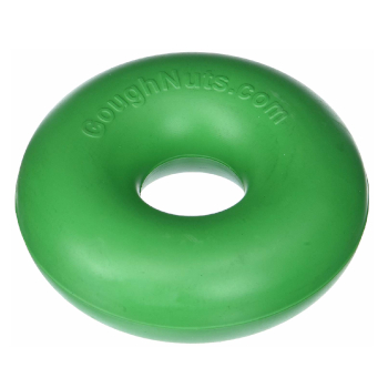 Ultimately indestructible dog toy goughnuts