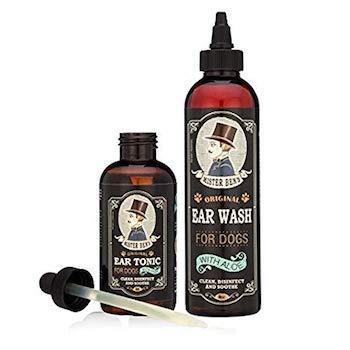 Mister Ben's Original Ear Wash for Dogs