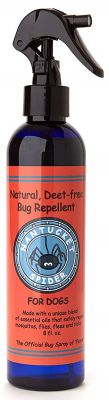 Nantucket Spider Dog Repellant Insect