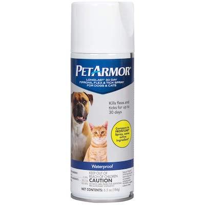 PETARMOR LongLast Fipronil flea and tick treatment for cats