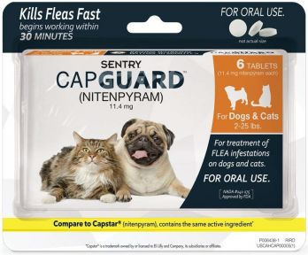 flea pills for dogs