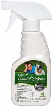 Sentry Natural Defense Flea & Tick Spray for Dogs