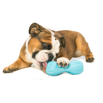 West Paw Zogoflex Qwizl Treat Dispensing Dog Toy