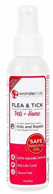 Wondercide Peppermint Flea and Tick and Mosquito Control Spray