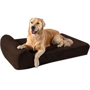 Big Barker Dog Bed for Orthopedic Aid