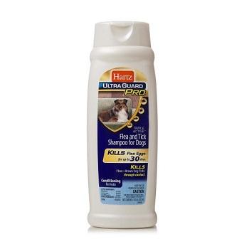 Flea and Tick Shampoo Ultra Guard