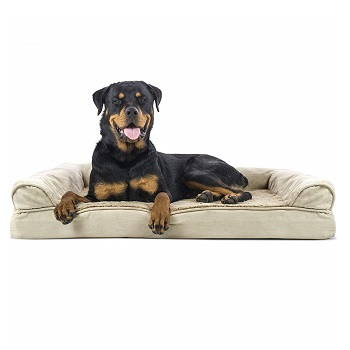 FurHaven Ultra Couch Dog Bed