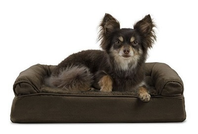 FurHaven Ultra Plush Orthopedic Dog Bed