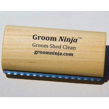 Groom Ninja Grooming Tool Pet Deshedding Brush