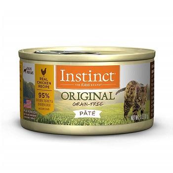 Instinct Original Grain Free Chicken Recipe Natural by Nature's Variety