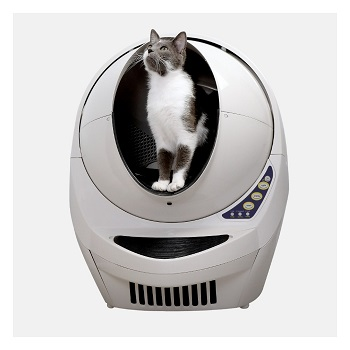 Best Automatic Cat Litter Box with Self-Cleaning