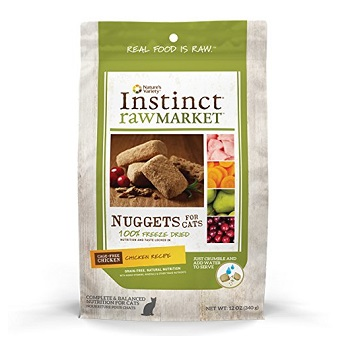 Nature's Variety Market Raw Chicken Nuggets