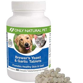 Only Natural Pet Brewer's Yeast & Garlic