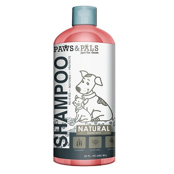 Paws And Pals Natural Dog Shampoo & Conditioner