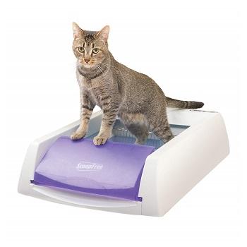 Scoopfree OriginalAutomatic Cat Litter Box