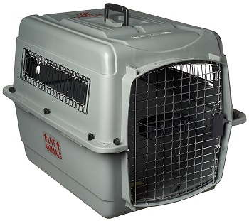 Petmate Sky Kennel Plastic Dog Crate