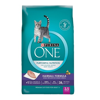Cat Food For Your Cat Having Hairball