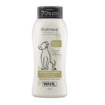 Wahl OatMeal Shampoo for Dog