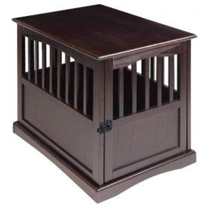 Zen crate alternative wooden dog crate