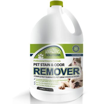 Amaziing Solutions Pet Odor and Stain Remover
