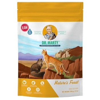 Dr Marty Cat Food
