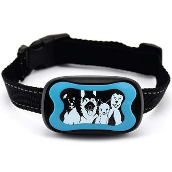 Tekipet No Shock Dog Training Collar