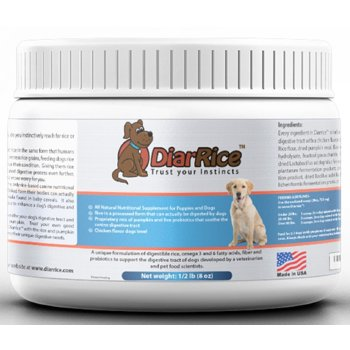Diarrice Probiotic - All Natural Probiotics for Dogs