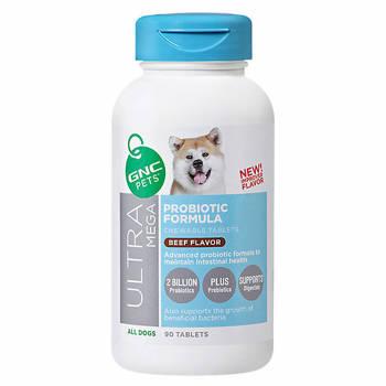GNC Pets Ultra Mega Probiotic Formula