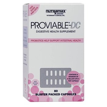 Nutramax Proviable Health Supplement