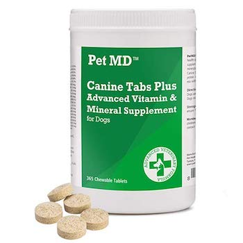Canine Tabs Plus, Advanced Multivitamins for Dogs