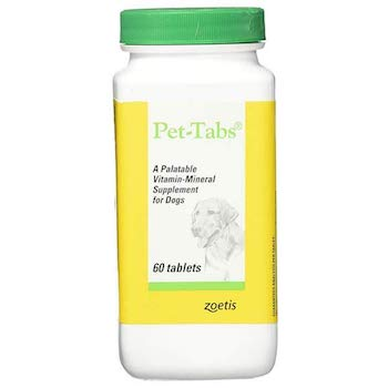 Pet-Tabs Original Formula Vitamin Supplement