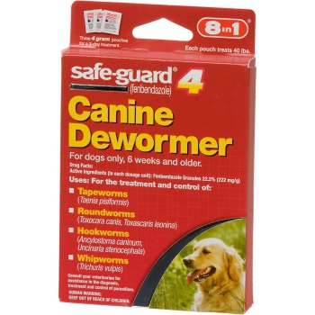 Dewormers to Get Rid of Worms in Dogs