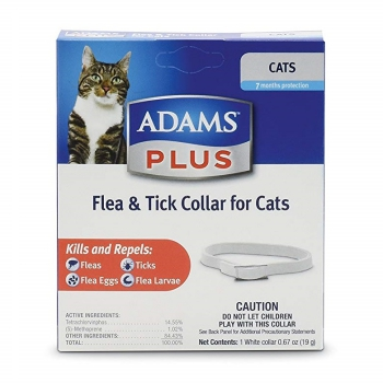 Flea and Tick Collar from Adams Plus