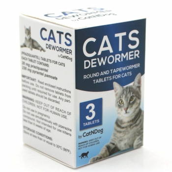 CatNDog Cat Wormer