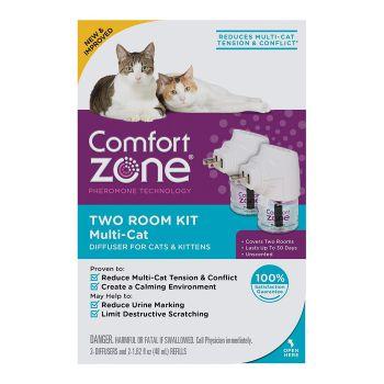 Comfort Zone MultiCat Diffusers