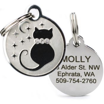 GoTags Designer Personalized Dog and Cat Tag