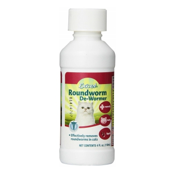Excel Roundworm Worm Medicine for Cats