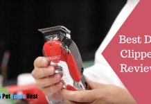 Featured Image Best Dog Clippers Reviews