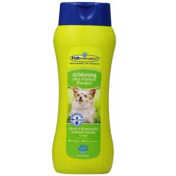 Furminator Ultra Premium Best Deodorizing Dog Shampoo