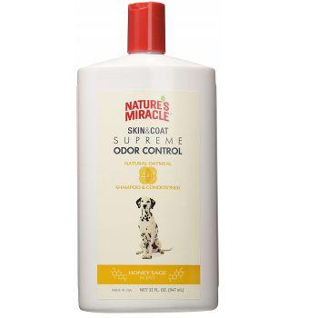 Nature's Miracle Supreme Dog Odor Shampoo