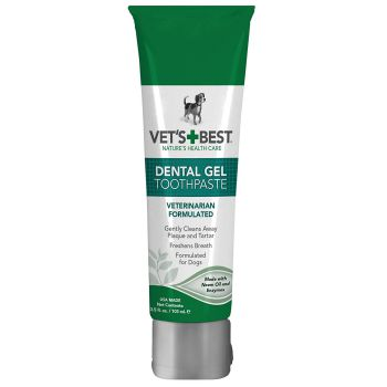 Vet's Best Enzymatic Toothpaste for Dogs